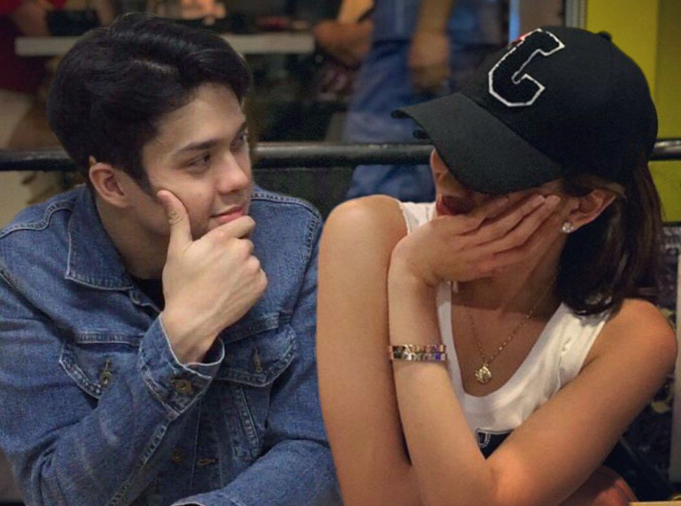 Elmo Magalona spotted daw with a girl sa BGC.  <br>http://pic.twitter.com/h9qIZzTeCV