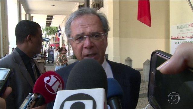 Paulo Guedes critica parecer de relator da Reforma da Previdência https://glo.bo/2IHHbOE #JG #JornalDaGlobo