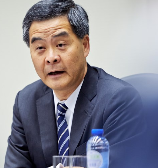 1,547 days ago Carrie Lams predecessor CY Leung promised evidence of foreign involvement in the Umbrella Movement. None ever came. Am now starting the clock for Lam, who made the same claim about the extradition debacle. Lets see hard evidence, instead of parroting Beijing.