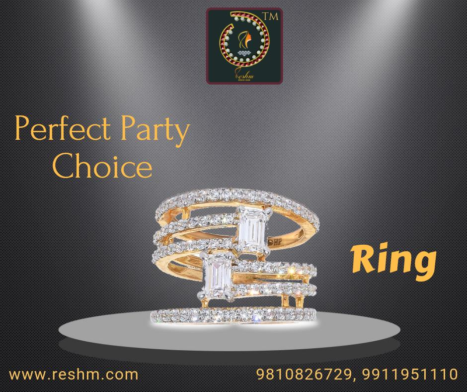 Perfect Party Choice Shop now :  or Visit our store @ 1st Floor Next to Shoppers Stop GIP Noida #reshamm #Lightweightgoldjewellery #jewelleryinnoida #jewelleryindelhi #jewelleryinncr #goldlovers #jewelleryfans #fashion #designerjewellery