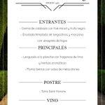Image for the Tweet beginning: Descubre qué cenamos hoy ⬇️,