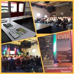 @NBlankensteinvH - Vandaag een mooie opkomst in De Baerne voor het Energiesymposium georganiseerd door de fractie van Echt voor Barendrecht en de Bewoners Oganisatie Park Buitenoord en Omgeving. #evb #energiesymposium #bobo https://t.co/0Gqf53YGyy