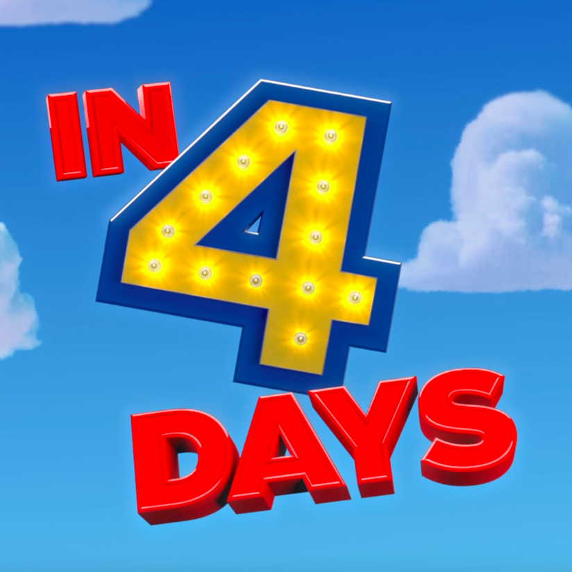 Round up your best friends 4ever! 4 days until #ToyStory4. Tickets: https://t.co/kVFRe7M0ap https://t.co/e9hgGTi6jA