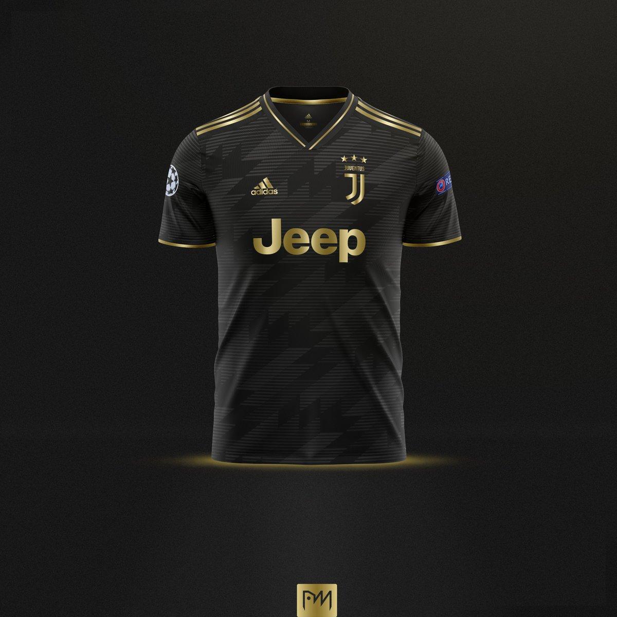 43cffe69652 Concept #Juventus x #adidasfootball Black&Gold 🔥 @juventusfc  @adidasfootball @AroundTurin @La_Bianconera