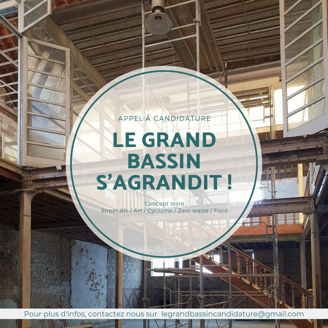 Le Grand Bassin (@legrandbassin) | টুইটার