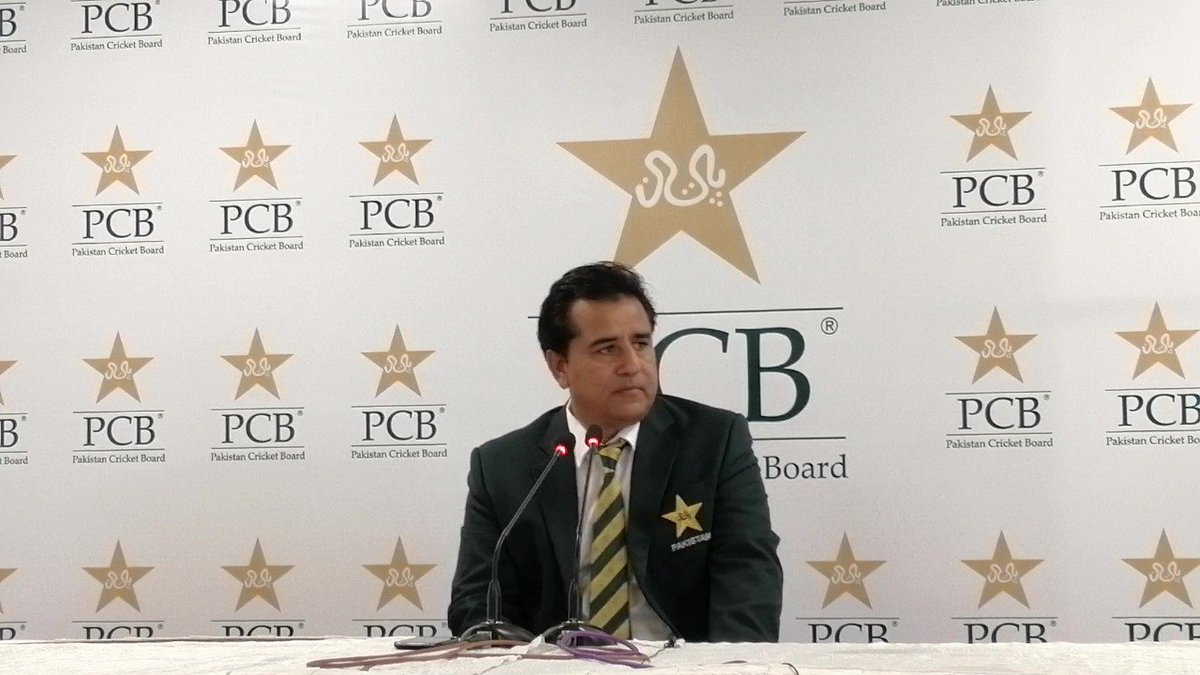 """The series win against Sri Lanka has provided the players a stage from where they can continue to improve and learn, and this South Africa tour will award them this opportunity."" - Pakistan U19 head coach Azam Khan.MORE https://tinyurl.com/PAKU19TourSA   #PakistanFutureStars"