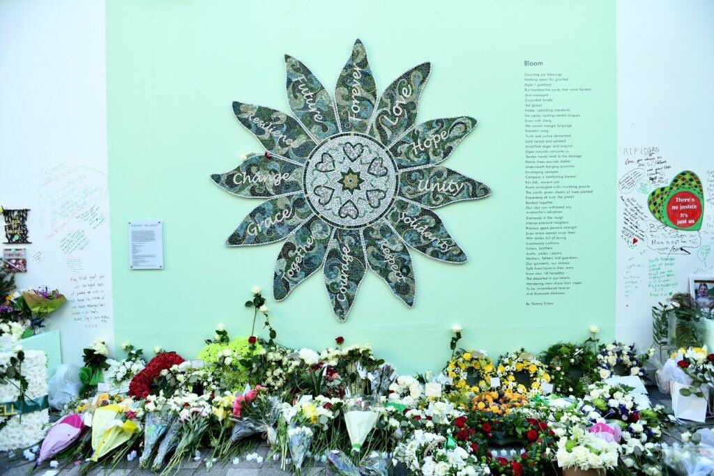 Deeply moved last night to join Londoners of all faiths who came together to remember those we lost in the tragic #Grenfell fire two years ago. We paid tribute to the emergency services & recalled how the local community displayed the true generosity & spirit of our great city. <br>http://pic.twitter.com/j8DcKMpH1S