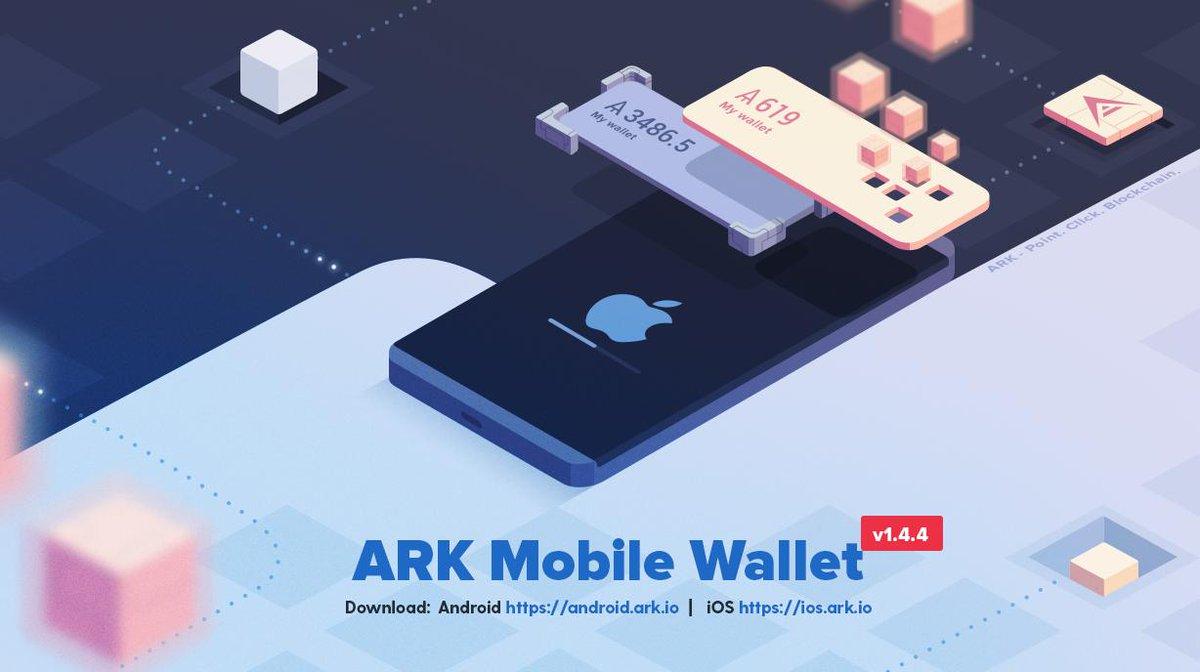 ARK io on Twitter: