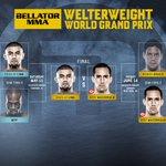 Image for the Tweet beginning: Your final #BellatorWGP bout is