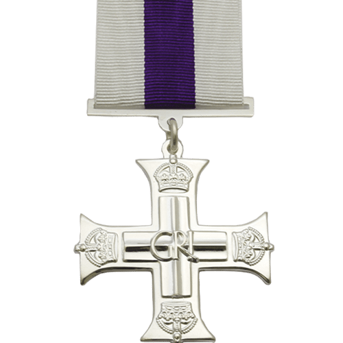 STOLEN #MEDAL Military Cross J.R.B. PRESCOTT - Suffolk Regt. Any information to the whereabouts of the medal is welcome