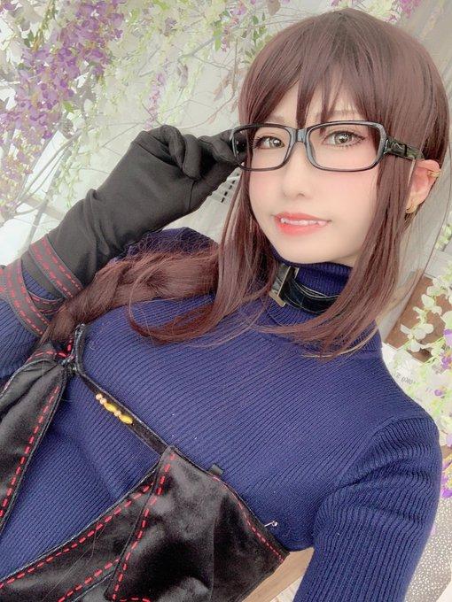 コスプレイヤー沖田わせのTwitter画像15