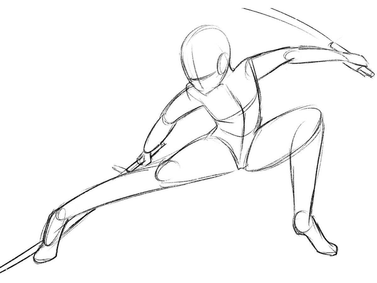 Its Resa With An A Storenvy Opened On Twitter Sharing Some Combat Poses That I Sketched Out A While Ago Comment Down Characters You Want To See In These No More Nier