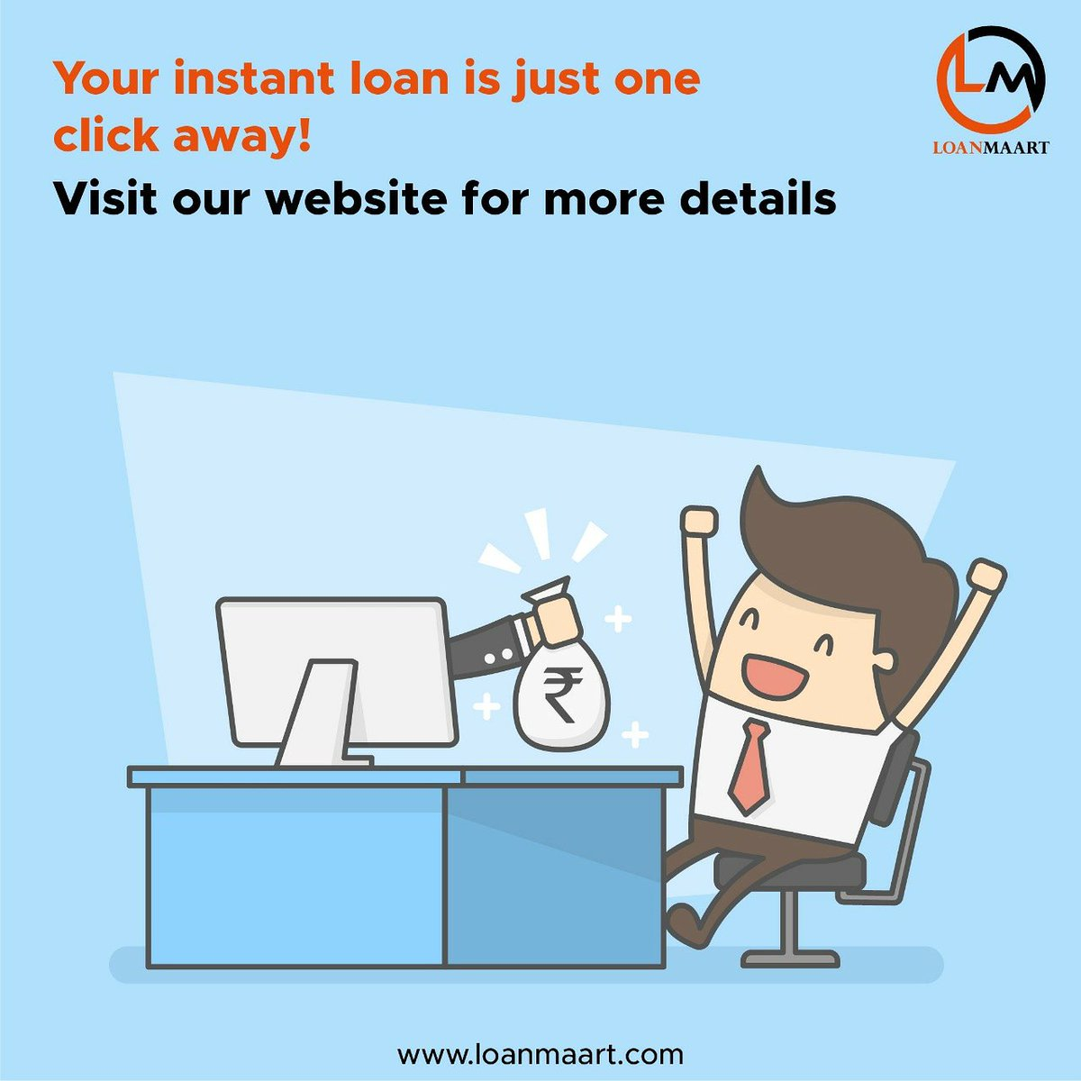 One Click Loan >> Loanmaart On Twitter Your Instant Loan Is Just One Click