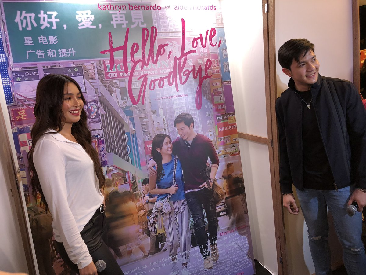HELLO LOVE GOODBYE opens JULY 31 in theaters! #HLGTheUnboxing #HelloLoveGoodbyePoster