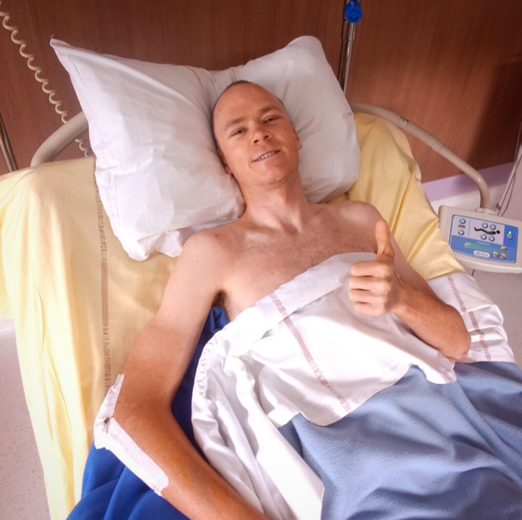 On the road to recovery https://www.teamineos.com/article/froomes-thanks-for-overwhelming-support…