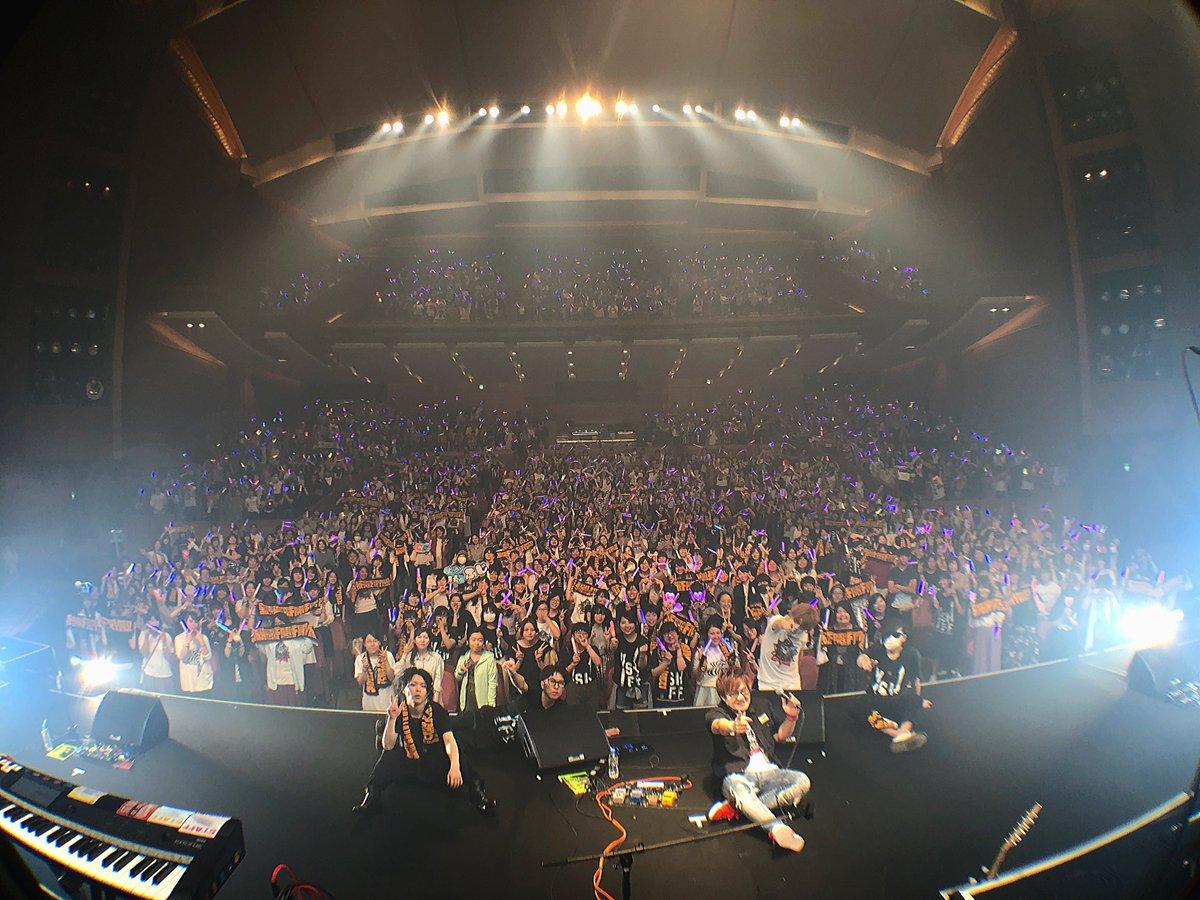 わくバン10thコンサート大阪公演にご来場いただいた皆様、ありがとうございました!!明日6/16(日)15:00からはYouTube Liveにて『ゲーム実況ちょっと!わくわく荘』!コンサートの感想もたっぷりお届けします!どうぞお楽しみに!!