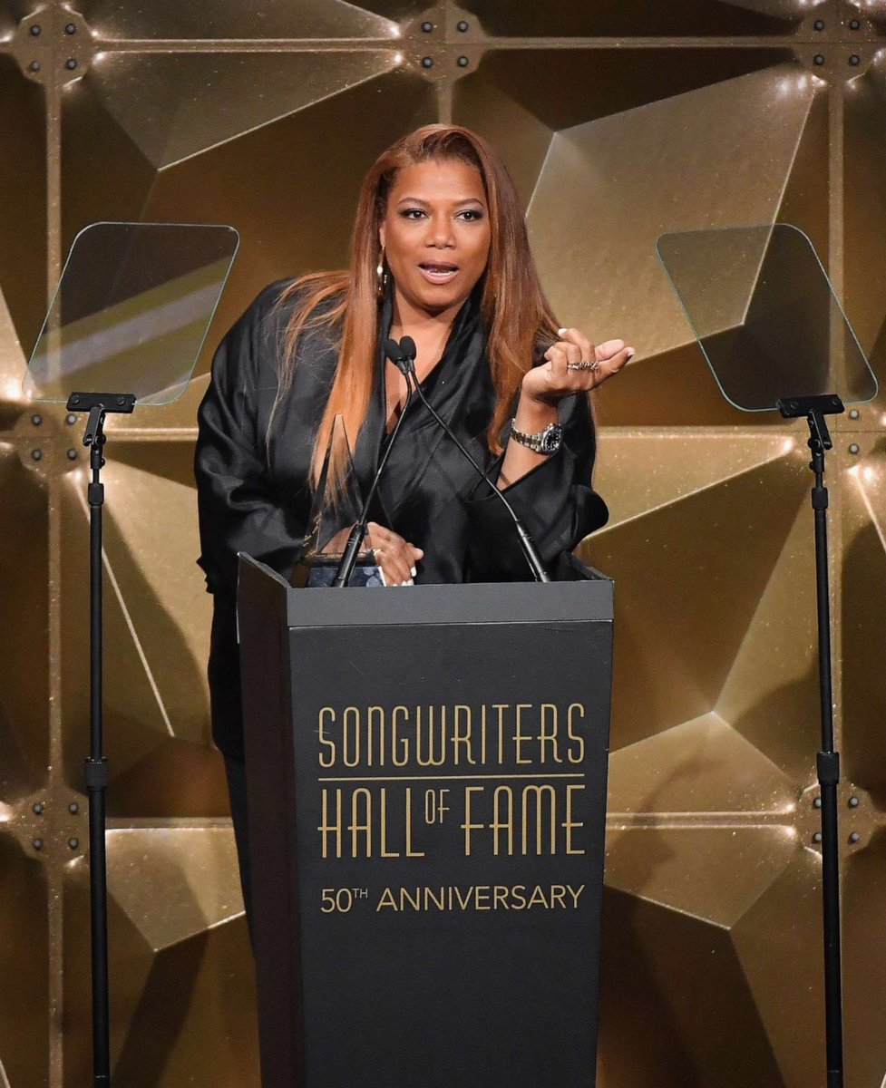 We don't talk about Queen Latifah's hair enough. It has been literal years of domination.