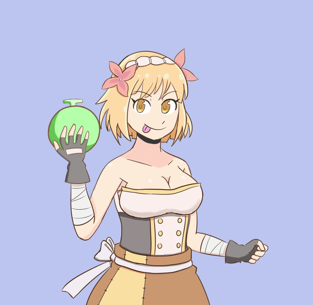 RT @SpookySpaghettE: A drawing of #FaiFai from #Endro! https://t.co/Hib3z5WjWp