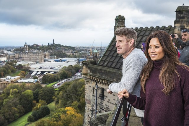 Our membership is filled with great days, unmissable daytime events and entry to over 70 attractions including the castle! #HistoricDaysAwait #EdinburghCastle ow.ly/2NYz50uDT03