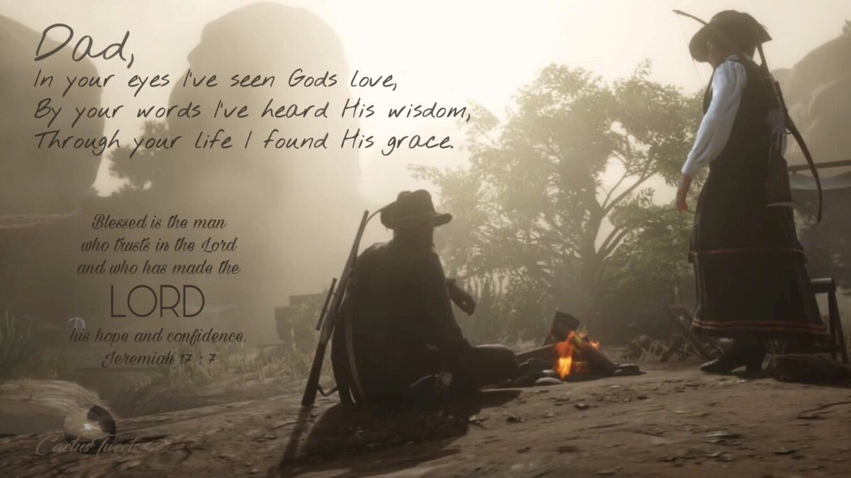 🌾Dad, In your eyes I've seen Gods love, By your words I've heard His wisdom, Through your life I found His grace. Blessed is the man who trusts in the Lord and who has made the LORD his hope and confidence. 🙏Jeremiah 17 : 7 #FathersDay #daSnakZ #CactusTweets_ 🌵