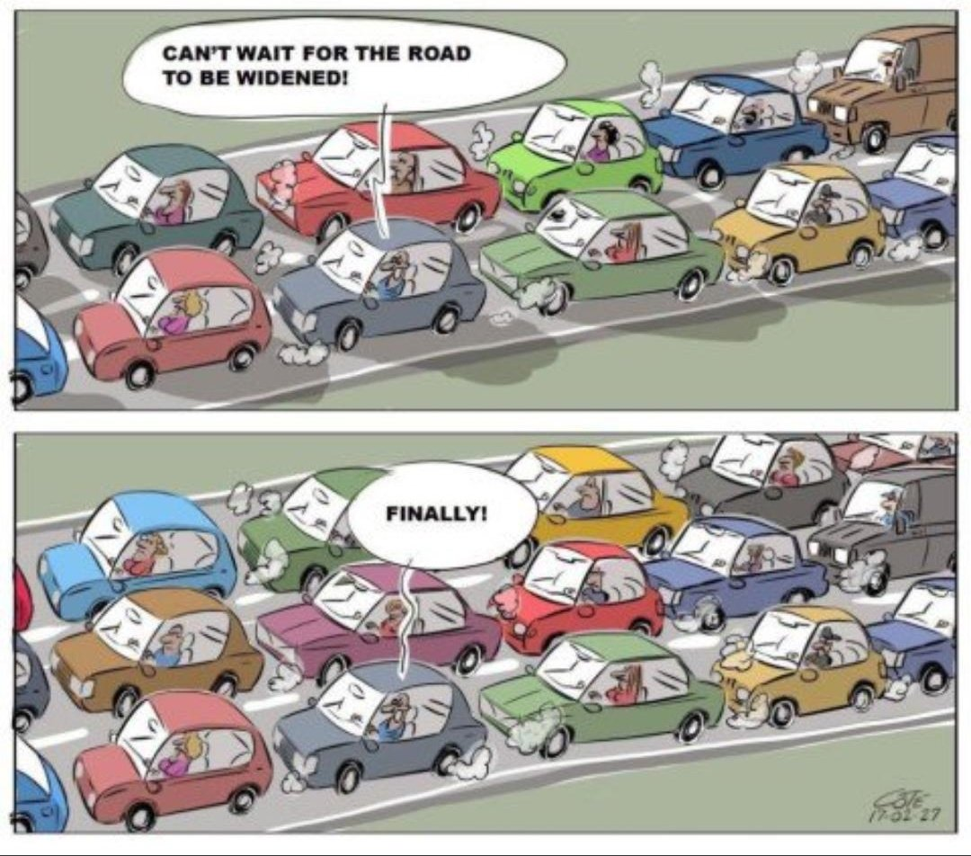 M7 roadworks results be like... #ClimateActionNow #ClimateEmergency #M7 #commute #theWarOnCars <br>http://pic.twitter.com/WpuXRbJfWj