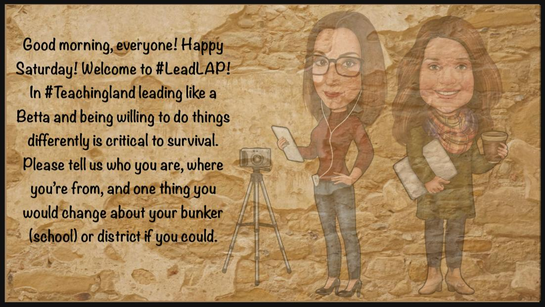 @AmandaFoxSTEM #LeadLAP