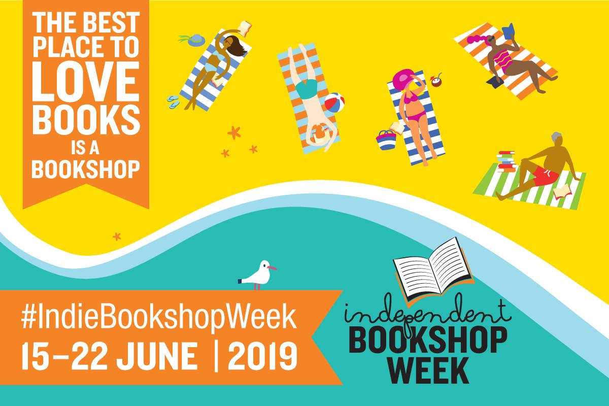 Happy #IndieBookshopWeek to our friends across the pond! 📚🎉✨🇬🇧🇮🇪  Today kicks off the special weeklong campaign, which celebrates independent bookshops in the UK and Ireland. Follow @booksaremybag for all things IBW and bookshops! https://indiebookshopweek.org.uk