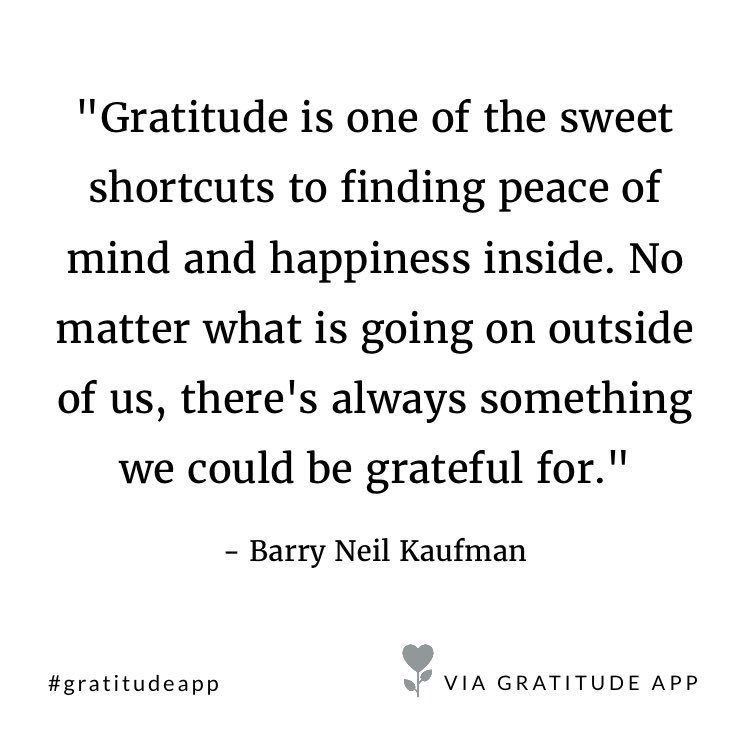 Something I have been slowly getting better at.  #gratitudeapp #dailygratitude<br>http://pic.twitter.com/1Xyc42ZP2K