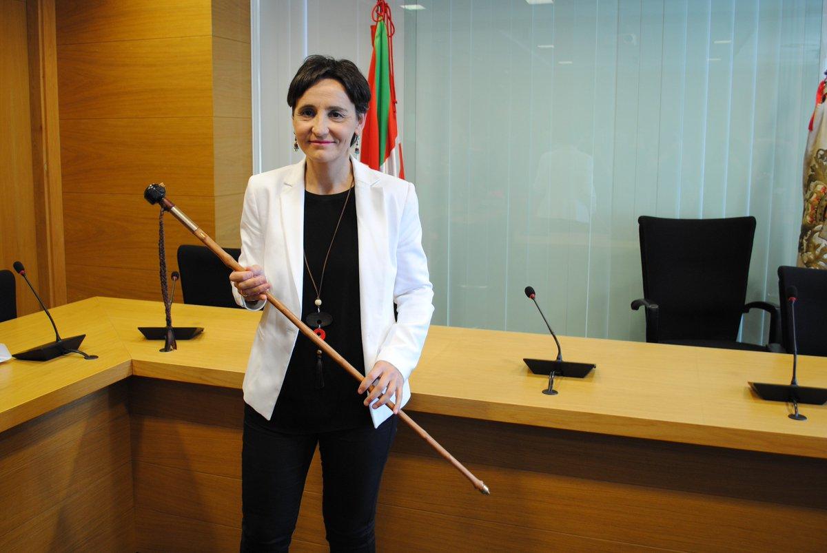Josune Irabien, Alcaldesa de Amurrio (PNV)