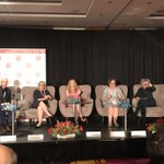 Amazing panel of expert women speaking about safer nictotine products and the homeless, illicit drug users, people with serious mental illness and Maori women. Slides available here https://t.co/9x22V9vplG #GFN19