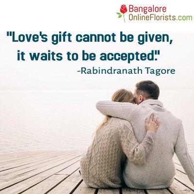 Gift dating Bangalore