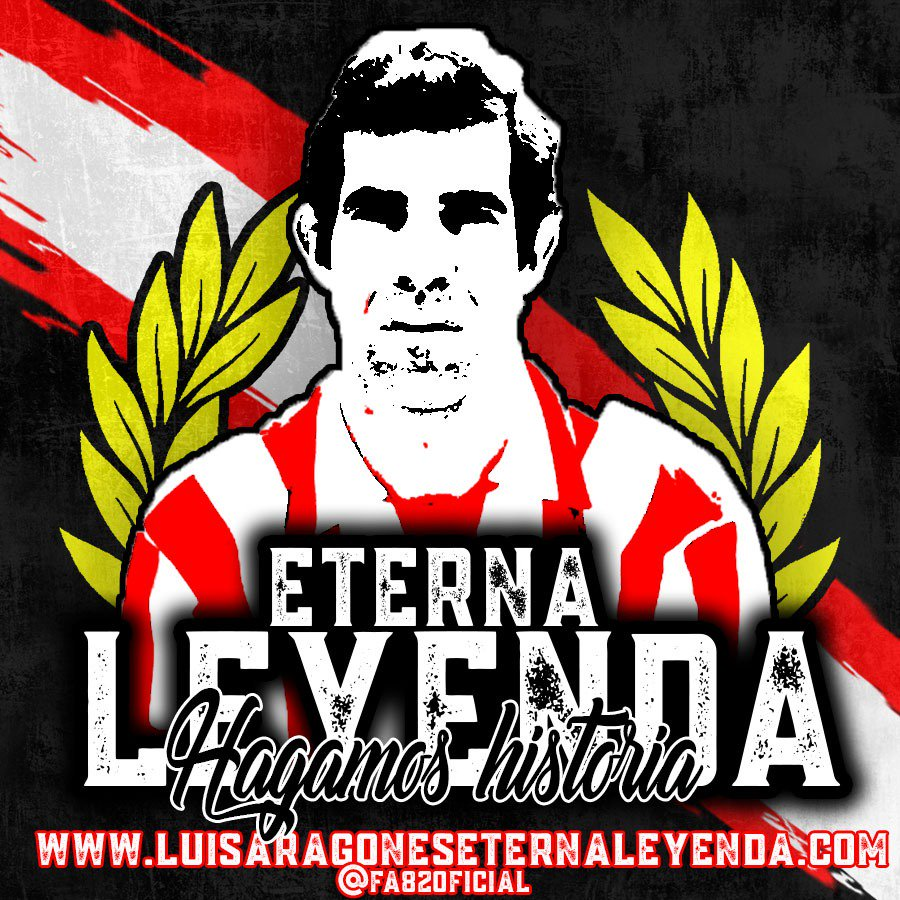 ¡HAGAMOS HISTORIA! https://www.lanzanos.com/proyectos/luis-aragones-eterna-leyenda/… #LuisAragonésEternaLeyenda