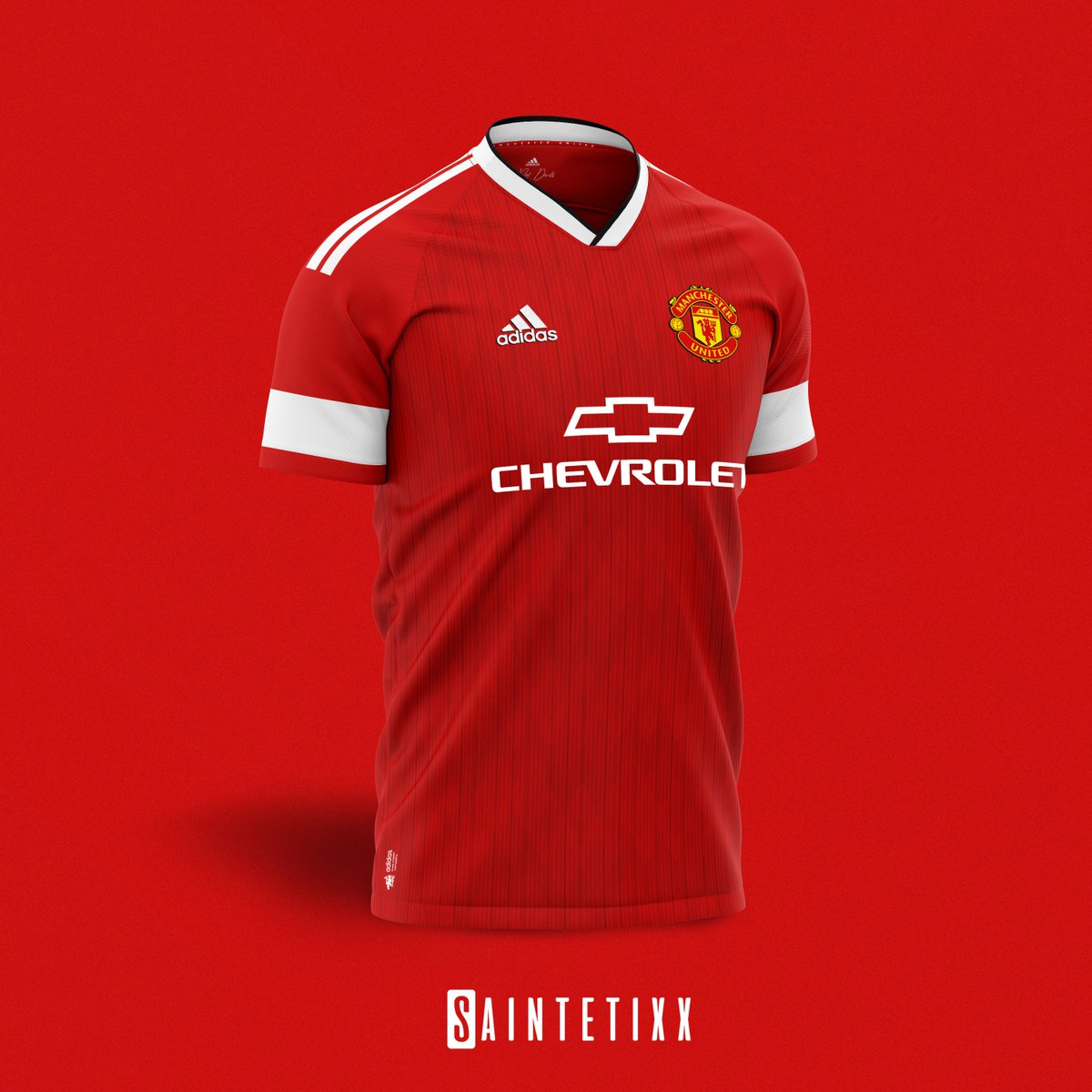 Saintetixx On Twitter Manchester United X Adidas Concept 20 21 Manchesterunited Manu United Manchester Mufc Pogba