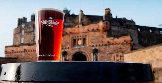 Celebrate National Beer Day with our very own Edinburgh Castle beer, available in our Portcullis & Whisky shops! #CheersToBeer edinburghcastle.scot/shop