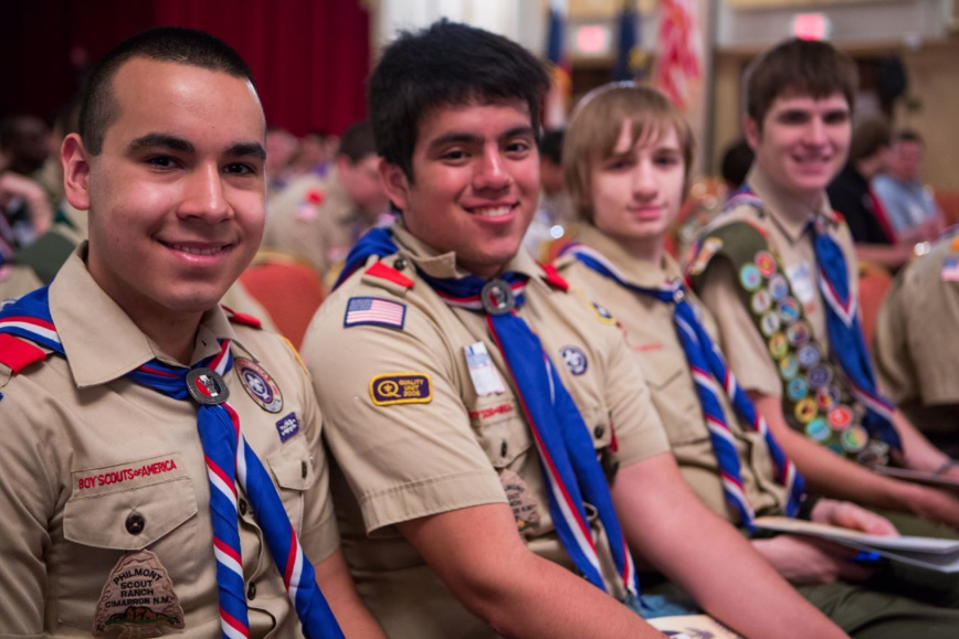 ON THIS DAY: In 1916, President Woodrow Wilson signed a bill incorporating the Boy Scouts of America, making them the only American youth organization with a federal charter.  The charter served as a way to deal with competition from other Scout organizations.  #BoyScouts #Trivia