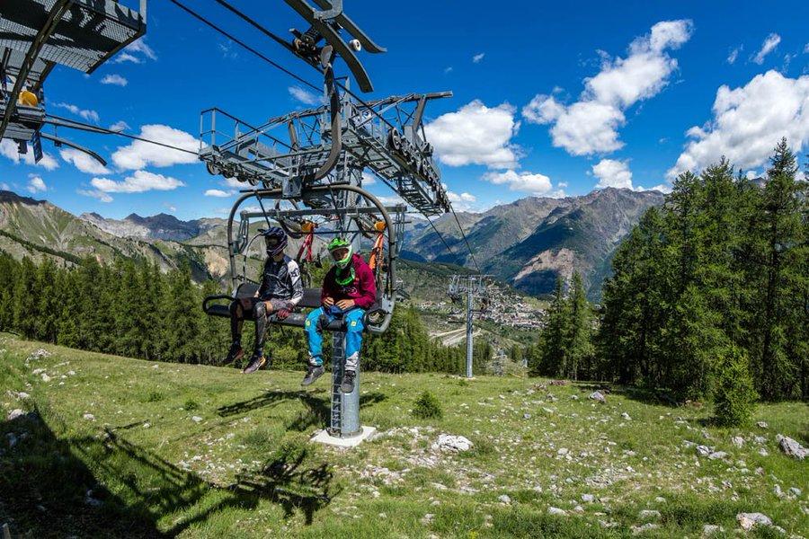 Ouverture du télésiège du Blainon et du domaine #VTT à #auron06  les #weekend à partir du 15 juin. + d'infos sur:  http://www.auron.com/bike-park-vtt #CotedAzurFrance #auroncestmastation #explorenicecotedazur