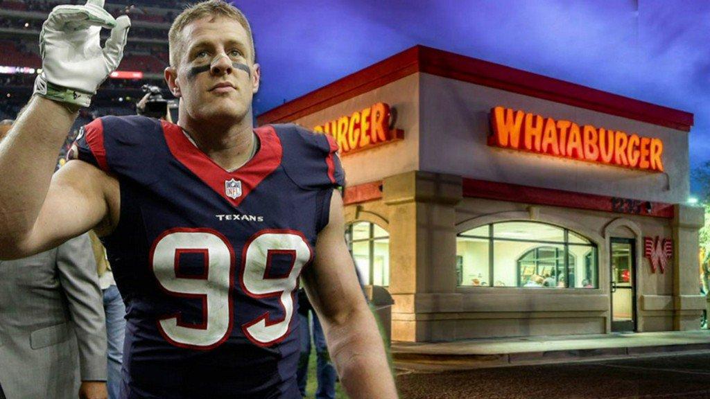 J.J. Watt rallies Texans to buy Whataburger back from Chicago bank abc13.co/2MRh11b