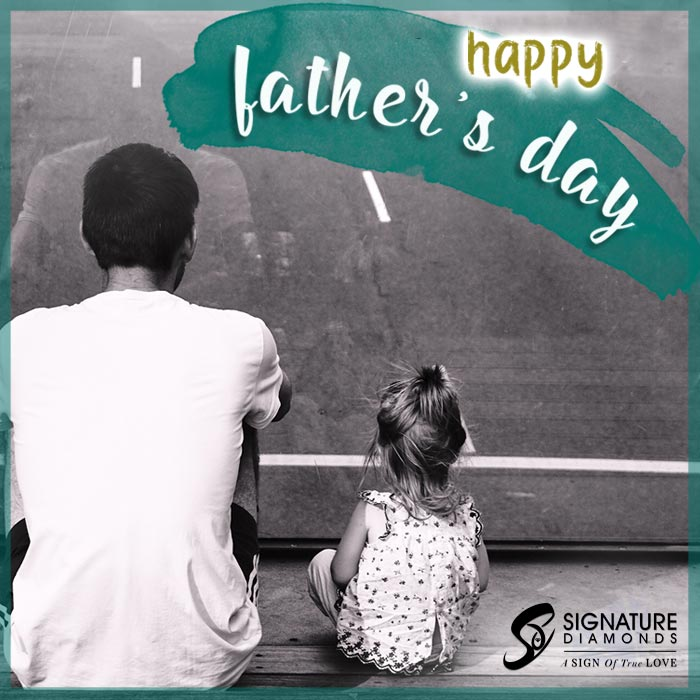 Happy Father's Day! . . . . . . . . . . #HappyFathersDay #FathersDay #CelebrateDad #Father #dad #FathersDayGift #FathersDayGifts #GiftsForDads #SignatureDiamondsGalleria #SignatureDiamonds #SignatureDiamondsKnoxville #Knoxville #Tennessee