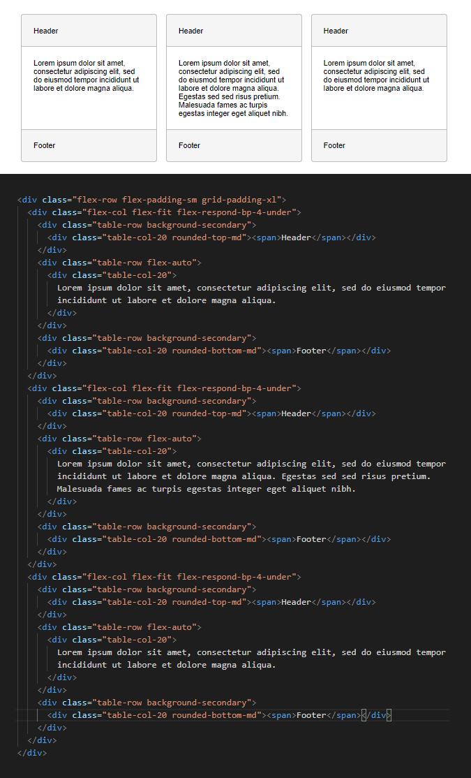 WebUI Tips  How to make card-decks with padding applied at the root using WebUI flexbox utility classes.  #ux #uxdesign #webdesigner #uidesign #css3 #CSS #html #html5 #javascript #Developer #devops #Angular #VueJS #ReactJS #fashion #startupchats #csharp #VisualStudio #dotnetcore