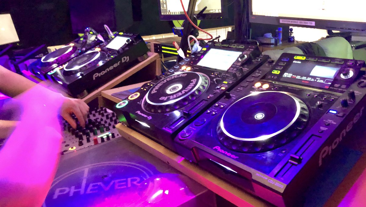 Image result for techno dj table
