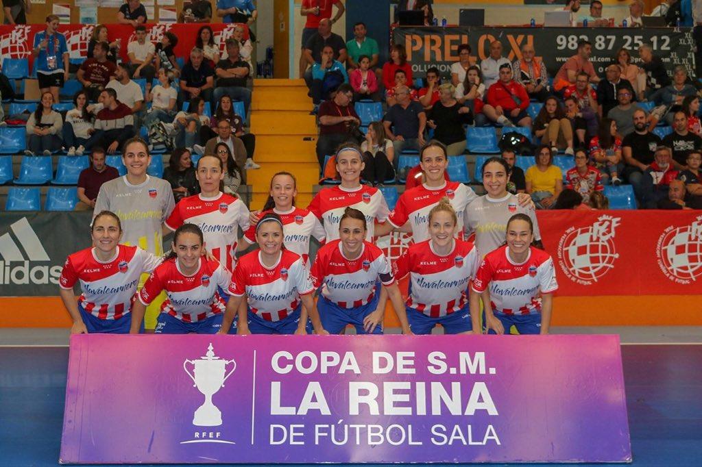 ¡Queremos seguir rompiendo récords! 🤩🎯💪🏼  🔴 @futsi_atletico  🔵 @ADAlcorconFSF  📅 15.06.19 ⏰ 17:45 🏟 Pabellón Vista Alegre (Burela)  📺 http://www.crtvg.es/deportes/directo/canle/evento2… 🖥 https://youtu.be/WEag5dwdnWo  #juntassomosmasfuertes #CopaDeLaReina #Futsal #futbolfemenino