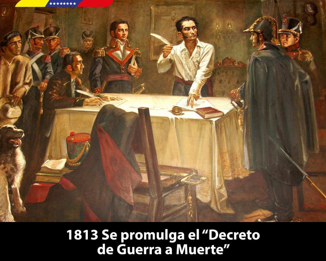 Bolivar, Padre Libertador. Bicentenario - Página 15 D9Ghm6bW4AAeALA