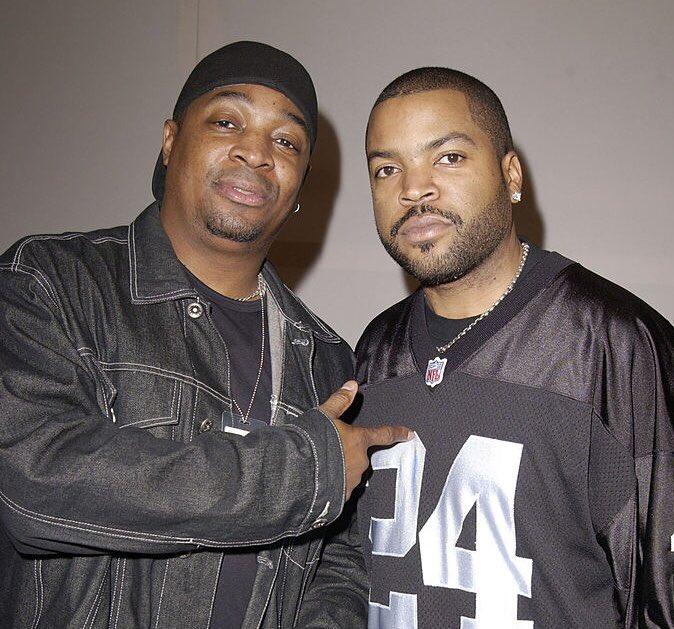 Happy birthday Ice Cube  Chuck D - Ice Cube