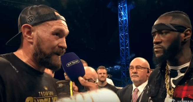 Tyson Fury Opens Up About Batting Depression, More - https://www.themix.net/2019/06/tyson-fury-opens-up-about-batting-depression-more/ … #ESPN #TysonFury