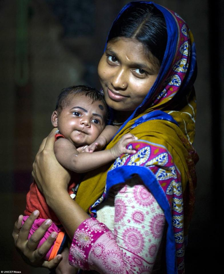 7,000 newborn babies die every day. Over 80% of these are preventable and treatable. We must ensure that every mother and every newborn can access and afford quality care. To help: help.unicef.org v/@unicefbd