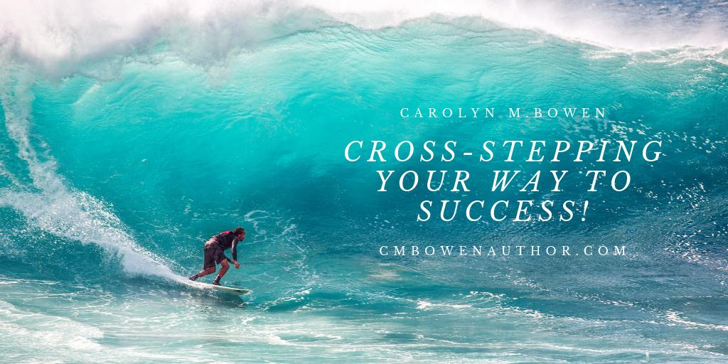 Become Limitless - Cross-Stepping Your Way to Success! By Author Carolyn Bowen - #PersonalDevelopment #Entrepreneur #CrossStepping  -  http:// bit.ly/CMBNovels     <br>http://pic.twitter.com/s1CRpQdcF0