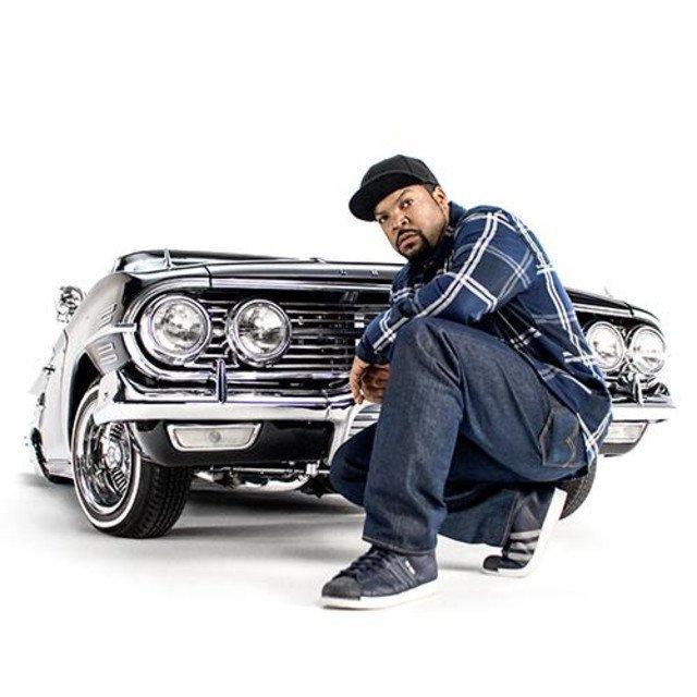 Happy birthday! Ice Cube