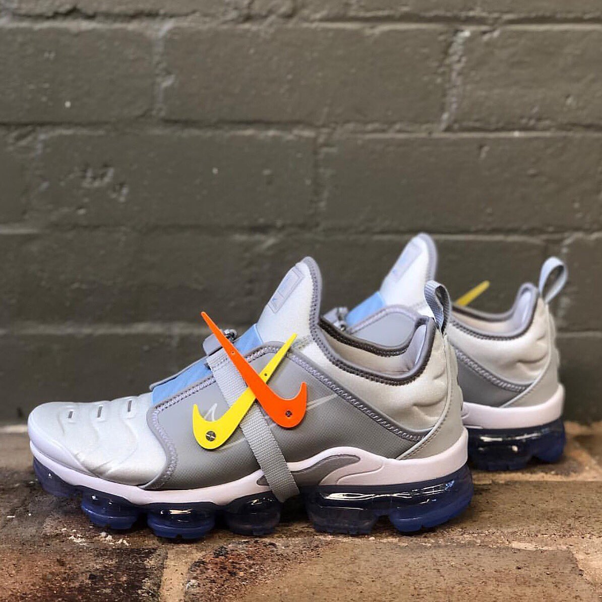 biggest discount best selling outlet on sale NIKE AIR VAPORMAX PLUS ON AIR LOU MATHERON SIZE (US) : 6 ...