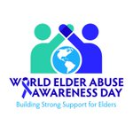 Image for the Tweet beginning: Today is World Elder Abuse
