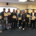 Image for the Tweet beginning: Hugely successful Deafblind awareness training